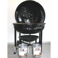 Weber Ranch kuglegrill